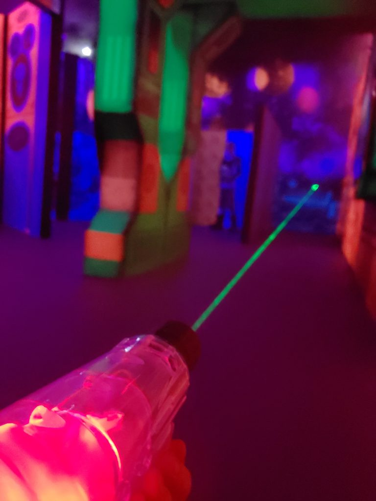Laser Tag Winnipeg