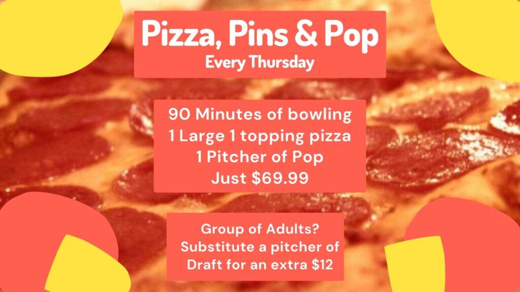 Pizza in Winnipeg